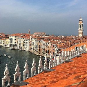 Venice Food Tour Fondaco rooftop