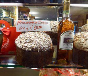 Venice Food Tour pastry shop