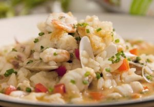 fish risotto - Cooking & Travelling - Venice Food & Wine Tasting